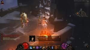Diablo 3 - Komplettlösung : Für Dalen sollen wir drei Katapulte an die Oberfläche bringen