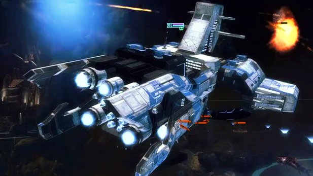 Ancient Space - Gameplay-Trailer mit Entwickler-Kommentar
