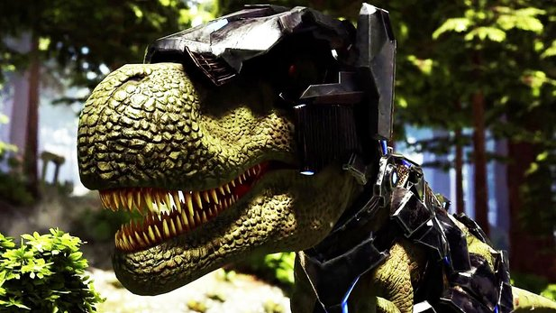Ark: Survival Evolved - TEK Tier Update mit Laserdinos und Exosuits im Trailer
