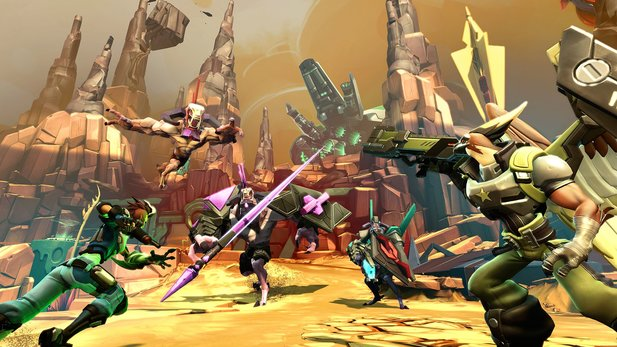Die Closed-Beta des Shooters Battleborn wird in Kürze beginnen.