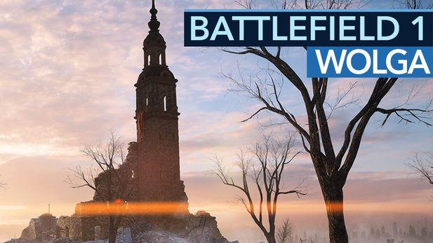 Battlefield 1: In the Name of the Tsar - 10 Minuten Wolga-Gameplay