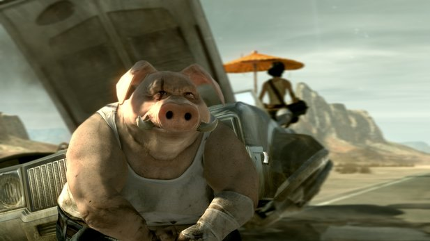 Beyond Good and Evil 2 scheint endlich in greifbarer Nähe.