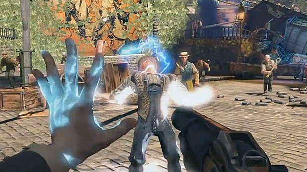 Bioshock Infinite: Gameplay-Video