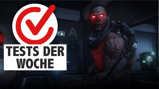Call of Duty: Advanced Warfare mit Zombies und John Malkovich - Alle GameStar-Tests der Woche