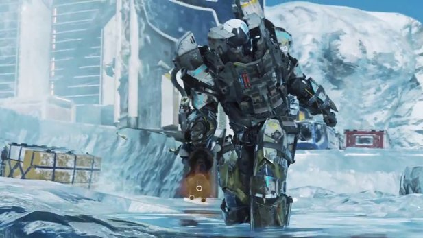 Call of Duty: Advanced Warfare - Ankündigungs-Trailer zum DLC »Reckoning«