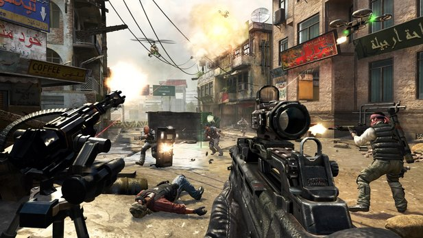 Call of Duty: Black Ops 2 ist bereits illegal als Torrent-Download verfügbar.
