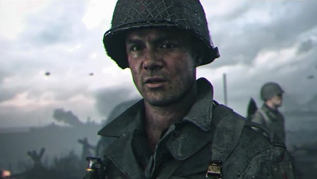 Call of Duty: WW2 - Gameplay-Szenen im Entwickler-Video