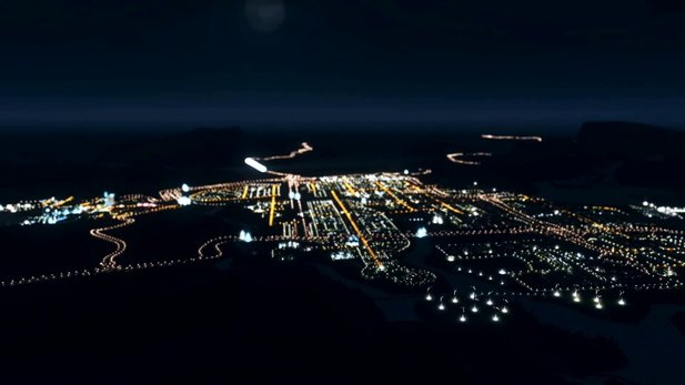 Cities: Skylines - After Dark - Release-Trailer zum Nacht-Addon