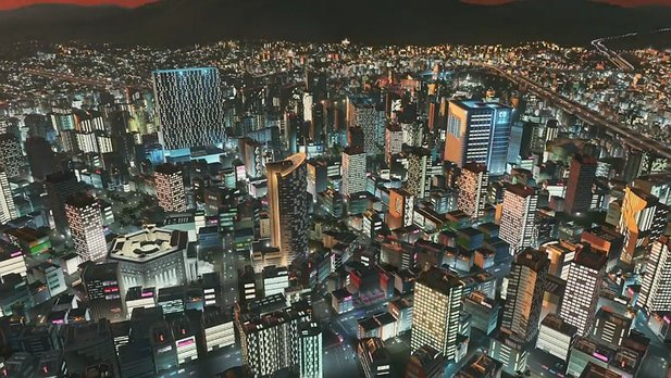 Cities Skylines - Gameplay-Trailer mit Release-Termin des Addons Mass Transit