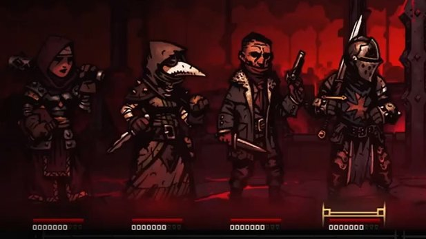 Darkest Dungeon - Launch-Trailer der PC-Version