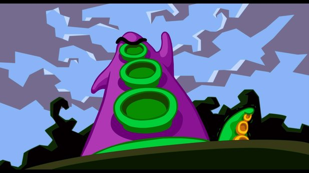 Im ?»Humble Overwhelmingly Positive Bundle« gibt es unter anderem das Adventure ?Day of the Tentacle Remastered.