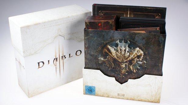 Diablo 3 - Boxenstopp zur Collector's Edition