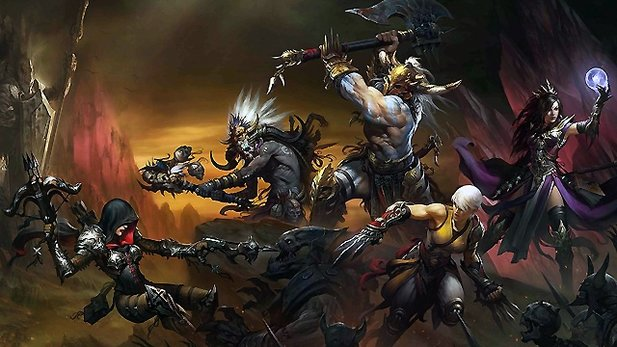 Diablo 3 - Nachtest vom November 2012