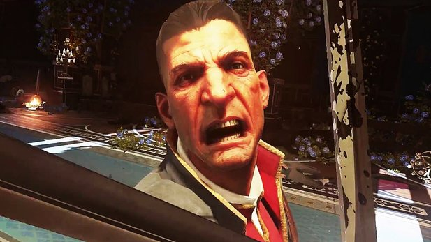 Dishonored 2 - Corvos Gameplay-Trailer mit deutscher Stimme von Manfred Lehmann (Bruce Willis)