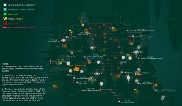 Division Boss-Map des Redditor razamatraz. ? Quelle: https://www.reddit.com/r/thedivision/comments/5e1b0f/new_light_zonelz_boss_map_with_multiple_versions/