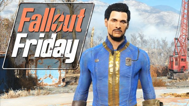 Fallout Friday - Fallout-News: Bullettime-Mod & Patch 1.3