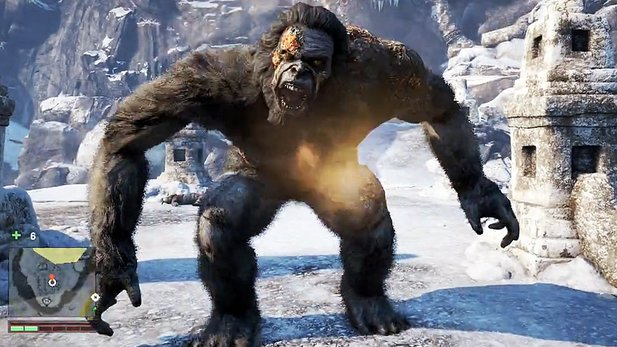 Far Cry 4: Das Tal der Yetis - Video zum DLC