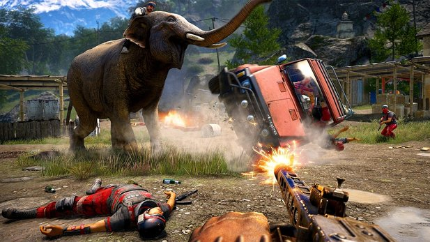 Far Cry 4 - Test-Video zum Open-World-Shooter