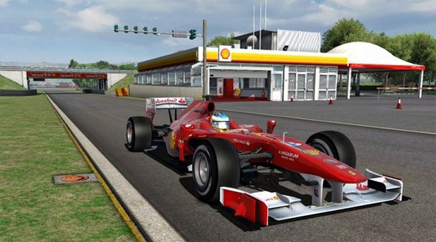 Trailer zu Ferrari Virtual Academy 2010
