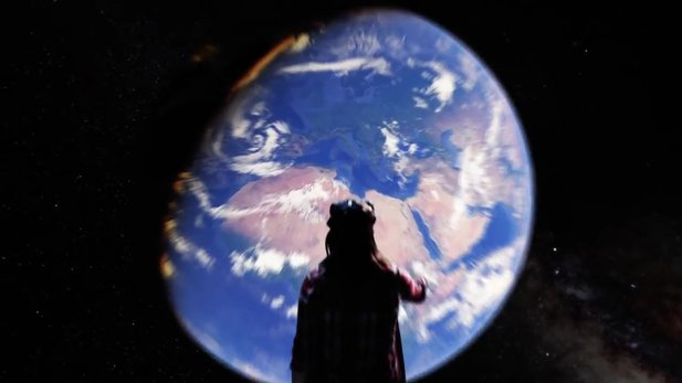 Google Earth VR - Video zeigt Virtual-Reality-Version von Google Earth