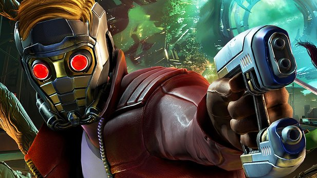 Guardians of the Galaxy: The Telltale Series - Gameplay-Trailer mit Release-Termin