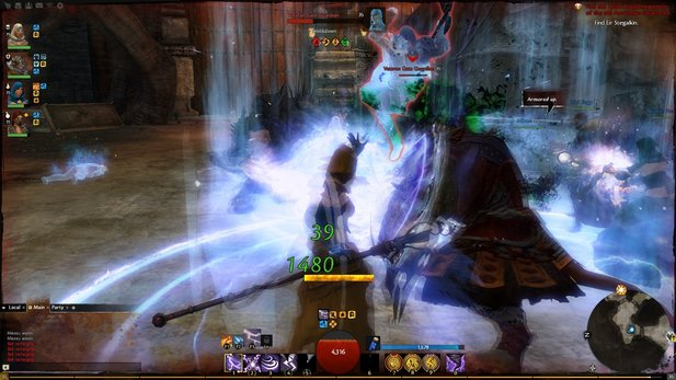 Guild Wars 2: anders als andere MMOs.