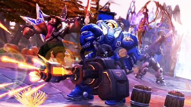 Ingame-Trailer von Heroes of the Storm