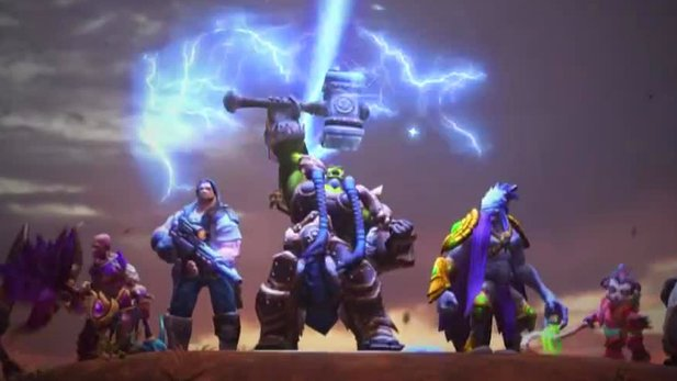 Heroes of the Storm - Render-Trailer zum Start der Open-Beta