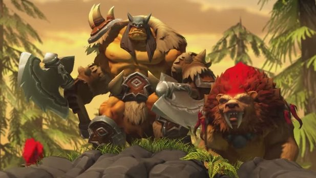 Heroes of the Storm - Neuer Held Rexxar ausprobiert