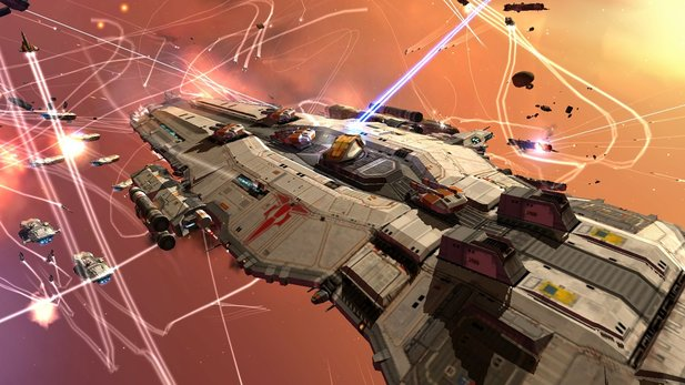 Homeworld Remastered Collection - Trailer zur Neuauflage: Grafikvergleich & Release