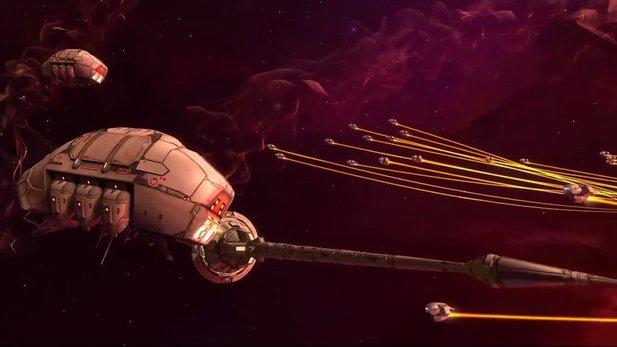 Homeworld Remastered - Offizielle Gameplay-Szenen von der Pax South 2015
