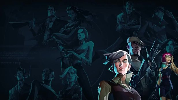 Invisible, Inc. - Launch Trailer zum AddOn »Contingency Plan«