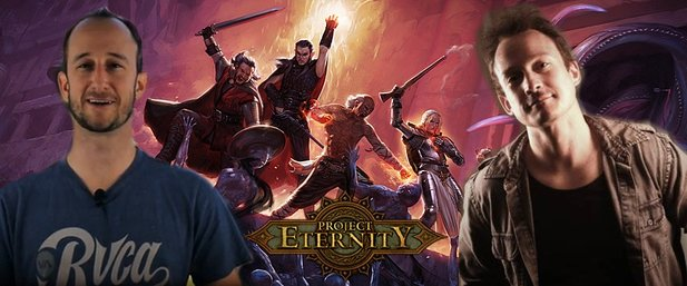 Adam Brennecke, Executive Producer bei Obsidian Entertainment, und Chris Avellone, Miteigentümer und Creative Director von Obsidian Entertainment, sprachen mit Making Games über ihr Kickstarter-Projekt zum Old-School-Rollenspiel Project Eternity.