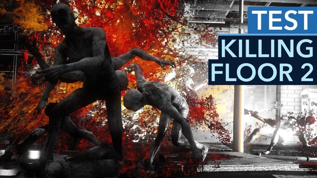 Killing Floor 2 - Test-Video zur Splatter-Koop-Sause
