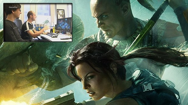 Koop-Test zu Lara Croft and the Guardian of Light