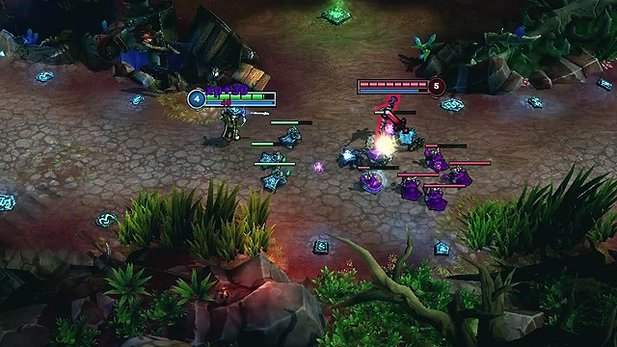 Patch-Preview-Video von League of Legends