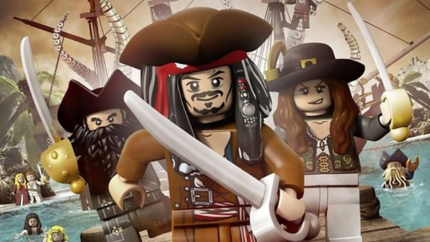 Test-Video zu Lego Pirates of the Caribbean