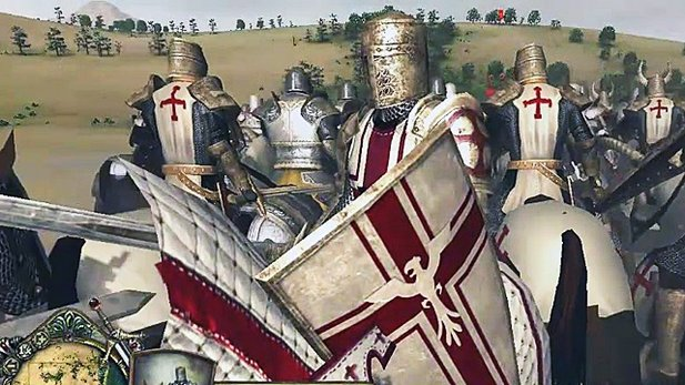 Kreuzritter-Trailer zu Lionheart: Kings' Crusade