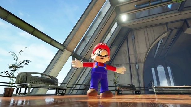Mario - Extrem realistisch durch Unreal Engine 4