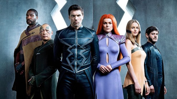 Marvel's Inhumans - Teaser-Trailer kündigt neue Superhelden-Serie an