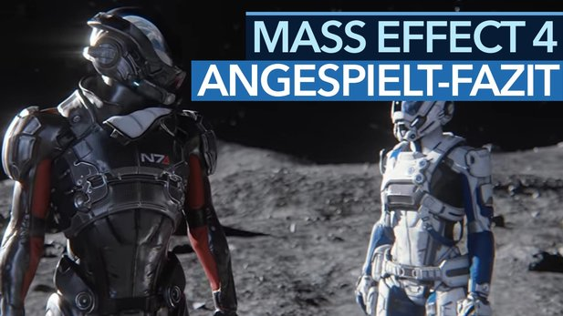 Mass Effect: Andromeda - Video: Dragon Age Inquisition im Weltraum?