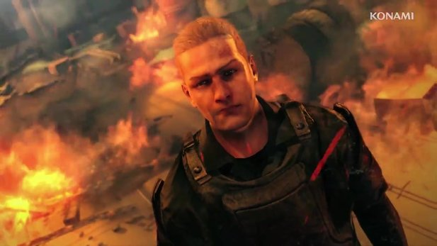 Metal Gear Survive - Ankündigungs-Trailer von der Gamescom 2016