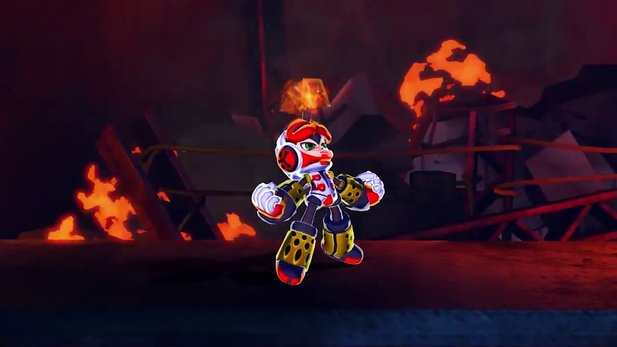 Mighty No. 9 - Gameplay-Trailer zum Quasi-Mega-Man