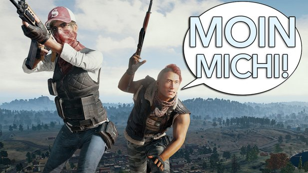 Moin Michi - Folge 67 - Battlegrounds & Co: Was soll der Battle-Royale-Hype?