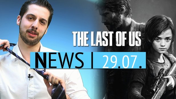News - Dienstag, 29. Juli 2014 - Neues Spiel der Rust-Macher & Last-of-Us-Film mit Maisie Williams