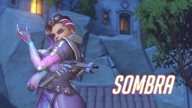 Overwatch - Gameplay-Trailer zeigt neue Heldin Sombra in Aktion