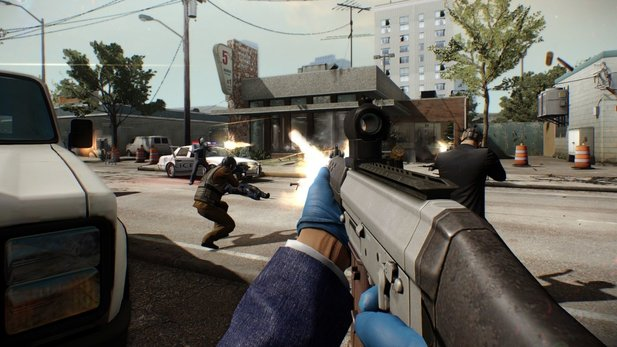 Payday 2 VR - Die Beta-Version im Angespielt-Video
