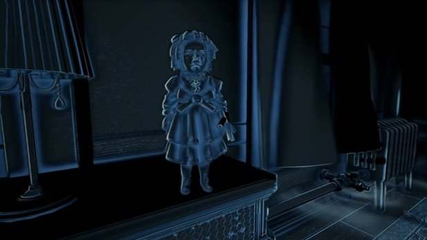 Perception - Gameplay-Trailer zum Horrorspiel zeigt blinde Protagonistin