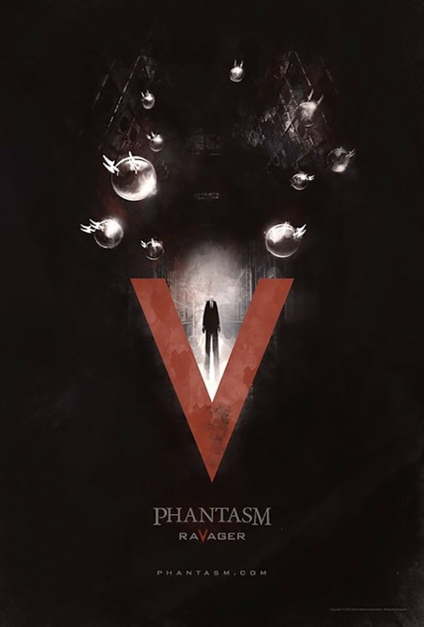 Phantasm V Teaserposter