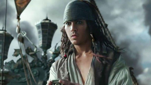 Pirates of the Caribbean 5 - Trailer zeigt jungen CGI-Jack-Sparrow